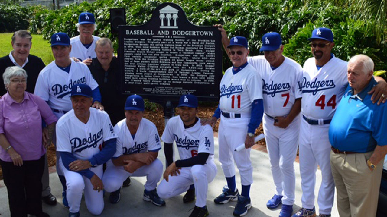 'Historic' Dodgertown still holds special place